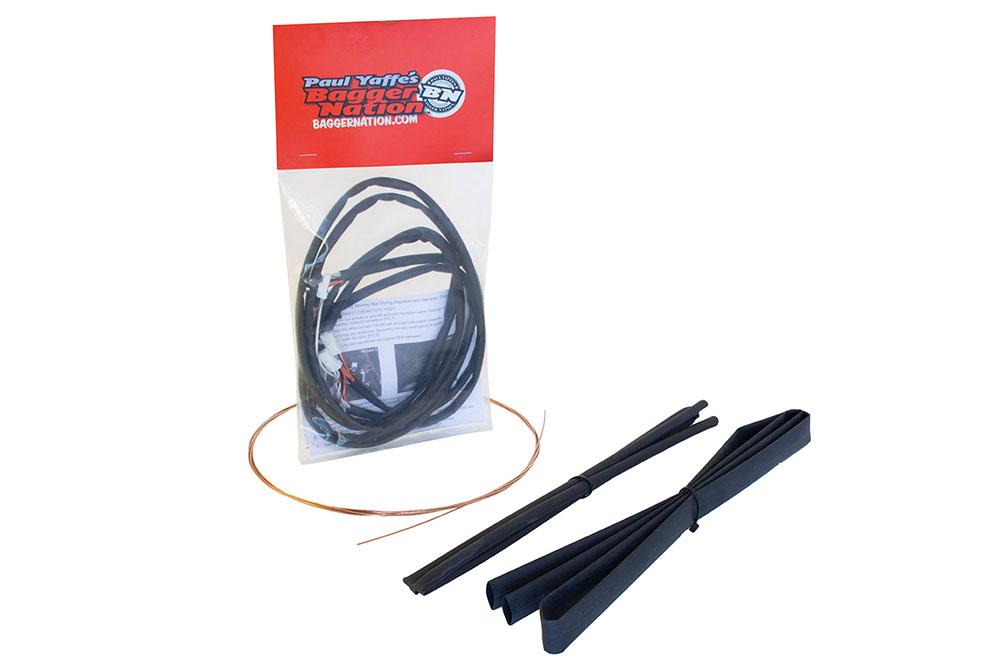 Handlebar Plug N Play Install Kit-14 Later