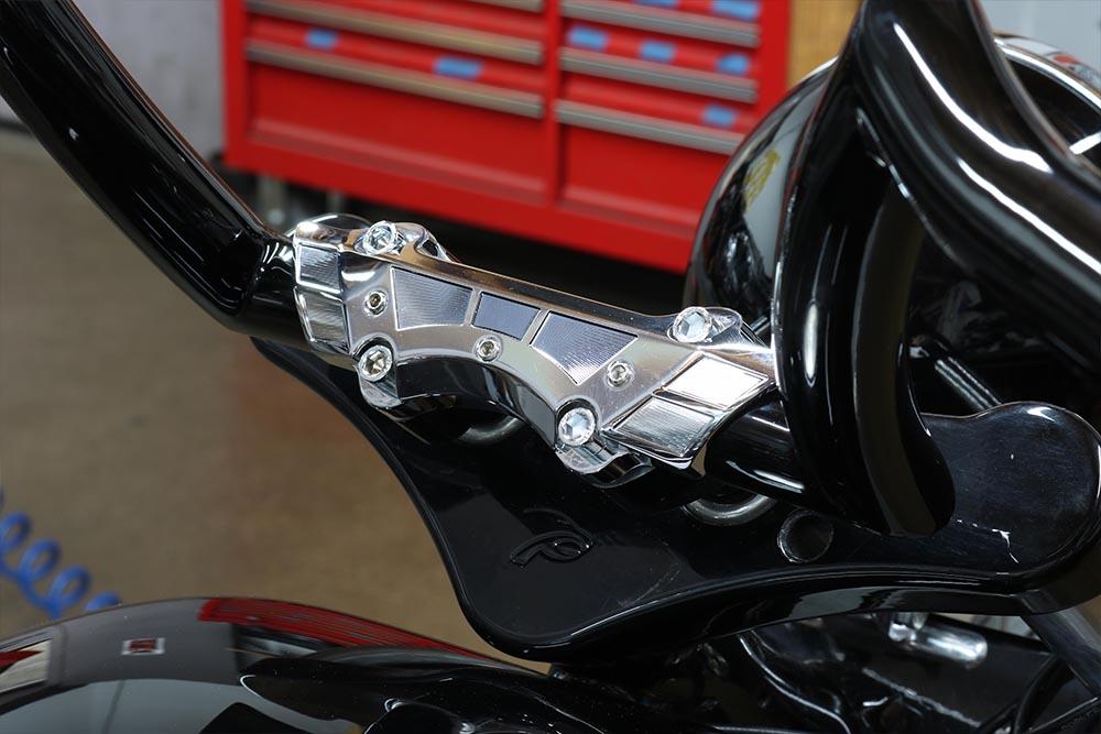 Riser Clamp Weld Wing APP 0