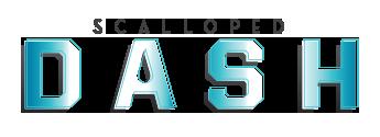 SCALLOPED DASH Icon