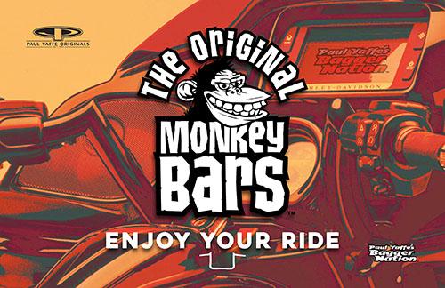 Monkey Bar Booklet