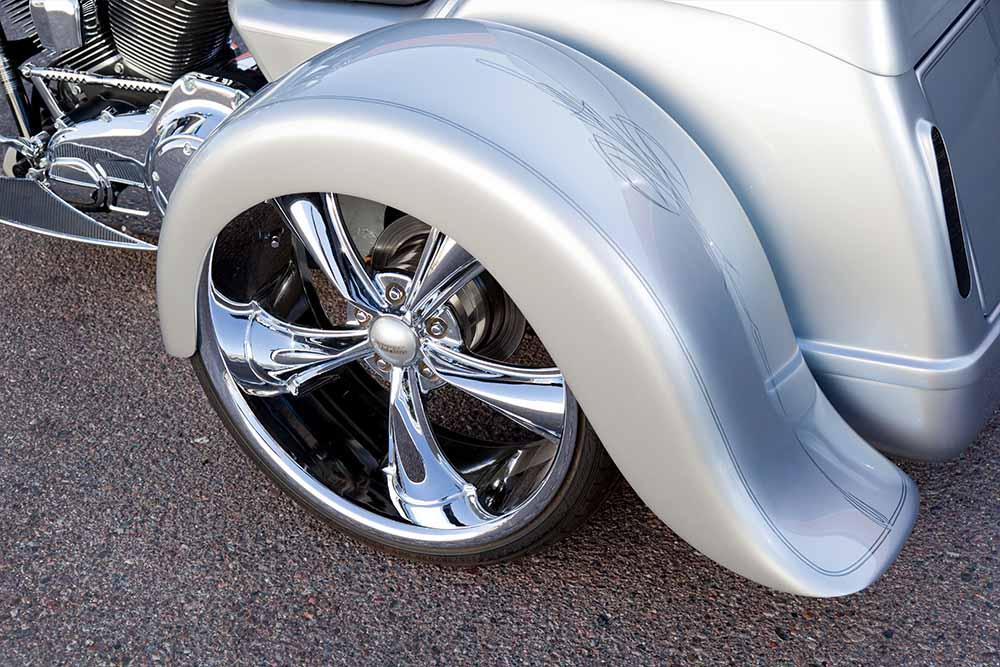 Trike Fenders APP 3
