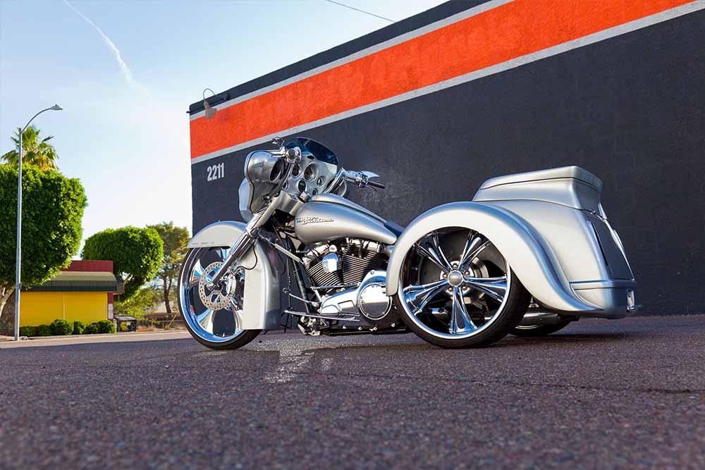 Trike Fenders APP 4